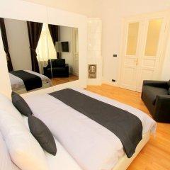 Отель Luxury apartments Krocínova Чехия, Прага - отзывы, цены и фото номеров - забронировать отель Luxury apartments Krocínova онлайн комната для гостей фото 2