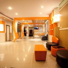 Chill Patong Hotel интерьер отеля фото 3