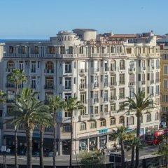 Отель Albert 1'er Hotel Nice, France Франция, Ницца - 9 отзывов об отеле, цены и фото номеров - забронировать отель Albert 1'er Hotel Nice, France онлайн фото 7