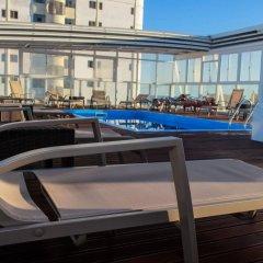 Hotel Baia De Monte Gordo балкон