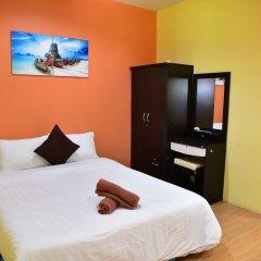 Отель Prukrom Guesthouse Ланта комната для гостей