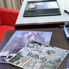 Hotel Zenit Bilbao удобства в номере
