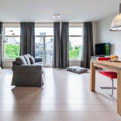 Отель Dapper Market Apartments Нидерланды, Амстердам - отзывы, цены и фото номеров - забронировать отель Dapper Market Apartments онлайн комната для гостей фото 3