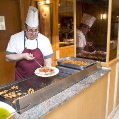 Отель Amoros питание фото 3