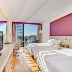 Отель Hilton Garden Inn Venice Mestre San Giuliano 4* Улучшенный номер с 2 отдельными кроватями фото 2