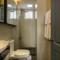 Апартаменты Oakwood Apartments Ho Chi Minh City ванная
