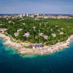 Отель Horizont Resort пляж фото 3