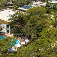 Отель Nirvana Lagoon Villas Suites & Spa бассейн