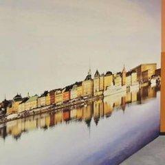 Отель Stockholm Inn Hotell Швеция, Стокгольм - 1 отзыв об отеле, цены и фото номеров - забронировать отель Stockholm Inn Hotell онлайн интерьер отеля фото 2