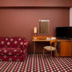 Гостиница Октябрьская удобства в номере фото 4
