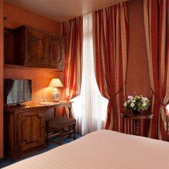 Отель Amarante Beau Manoir Франция, Париж - 14 отзывов об отеле, цены и фото номеров - забронировать отель Amarante Beau Manoir онлайн комната для гостей фото 2