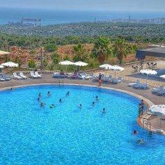 Kizkalesi Apart Турция, Силифке - отзывы, цены и фото номеров - забронировать отель Kizkalesi Apart онлайн бассейн фото 2