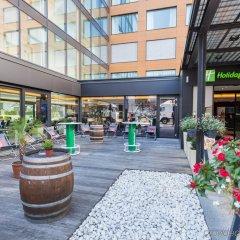 Отель Holiday Inn Express Zurich Airport Швейцария, Рюмланг - 1 отзыв об отеле, цены и фото номеров - забронировать отель Holiday Inn Express Zurich Airport онлайн