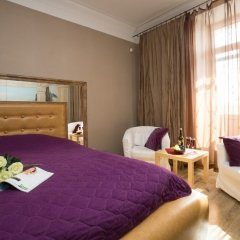 Апартаменты Apartment Etazhy Popova-Malysheva Екатеринбург комната для гостей фото 3
