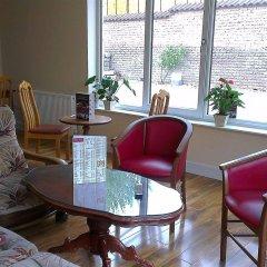 Отель Corstorphine Lodge Великобритания, Эдинбург - отзывы, цены и фото номеров - забронировать отель Corstorphine Lodge онлайн интерьер отеля