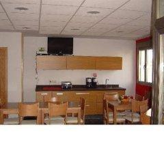 Отель Hostal Rica Posada питание фото 3