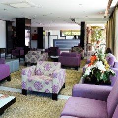 Topazio Mar Beach Hotel And Apartments Албуфейра интерьер отеля фото 2