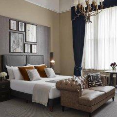 Отель Kimpton Charlotte Square Hotel, an IHG Hotel Великобритания, Эдинбург - отзывы, цены и фото номеров - забронировать отель Kimpton Charlotte Square Hotel, an IHG Hotel онлайн комната для гостей фото 4