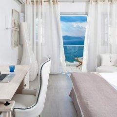 Отель Belvedere Suites комната для гостей