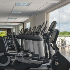 Отель Westin Punta Cana Resort & Club фитнесс-зал