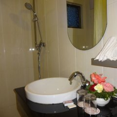 Отель View Bhrikuti Непал, Лалитпур - отзывы, цены и фото номеров - забронировать отель View Bhrikuti онлайн ванная фото 2