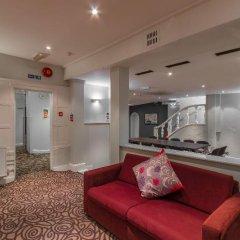 Отель Thistle Bloomsbury Park развлечения