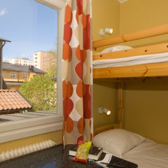 Hotel Zinkensdamm - Sweden Hotels комната для гостей фото 5