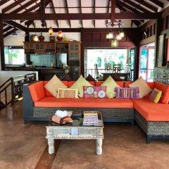 Отель Koh Jum Beach Villas интерьер отеля фото 2