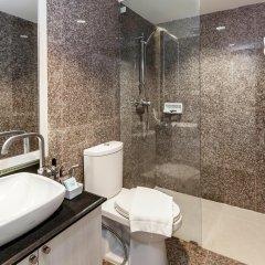 Отель Novotel Phuket Resort ванная фото 2