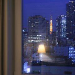 Отель APA Villa Hotel Akasaka-Mitsuke Япония, Токио - отзывы, цены и фото номеров - забронировать отель APA Villa Hotel Akasaka-Mitsuke онлайн комната для гостей фото 2