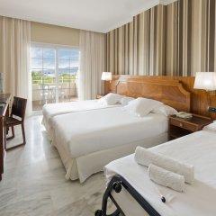 Отель Elba Motril Beach & Business Испания, Мотрил - отзывы, цены и фото номеров - забронировать отель Elba Motril Beach & Business онлайн комната для гостей фото 5