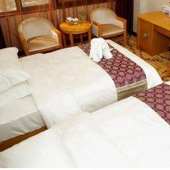 Отель Xiamen Plaza Сямынь комната для гостей фото 2