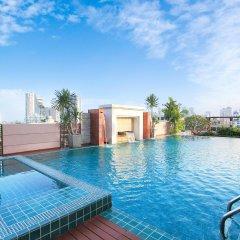 Апартаменты Montara Serviced Apartment Thonglor 25 Бангкок бассейн фото 2