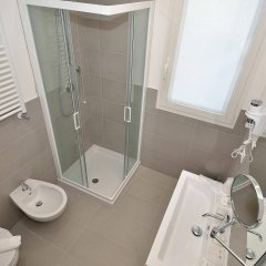 Отель Nuova Mestre Италия, Лимена - 3 отзыва об отеле, цены и фото номеров - забронировать отель Nuova Mestre онлайн ванная