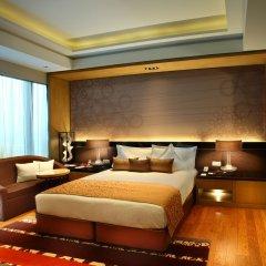 Отель Crowne Plaza New Delhi Rohini комната для гостей фото 4