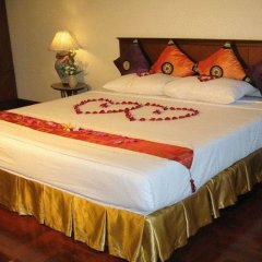 Отель Thai Ayodhya Villas & Spa Hotel Таиланд, Самуи - 1 отзыв об отеле, цены и фото номеров - забронировать отель Thai Ayodhya Villas & Spa Hotel онлайн комната для гостей фото 3