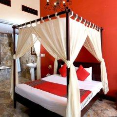 Отель Le Belhamy Resort And Spa комната для гостей