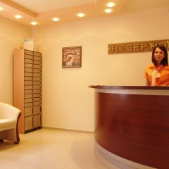 Отель Aparthotel Efir 2 Болгария, Солнечный берег - отзывы, цены и фото номеров - забронировать отель Aparthotel Efir 2 онлайн интерьер отеля фото 2