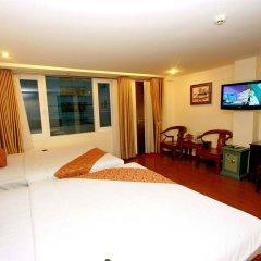 Отель Galaxy Hotel Ngan Ha Вьетнам, Нячанг - 9 отзывов об отеле, цены и фото номеров - забронировать отель Galaxy Hotel Ngan Ha онлайн комната для гостей фото 4