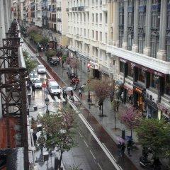 Отель Hostal Riesco Испания, Мадрид - отзывы, цены и фото номеров - забронировать отель Hostal Riesco онлайн балкон