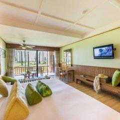 Отель Katathani Phuket Beach Resort комната для гостей фото 4