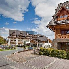 Отель Grand Nosalowy Dwór Польша, Закопане - отзывы, цены и фото номеров - забронировать отель Grand Nosalowy Dwór онлайн фото 3