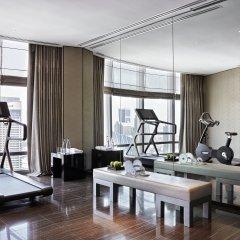 Armani Hotel Dubai Дубай фитнесс-зал