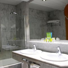 Silken Indautxu Hotel ванная