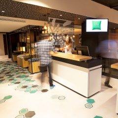 Отель Ibis Styles Paris 16 Boulogne Париж интерьер отеля