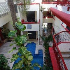 Отель Maya Turquesa Мексика, Плая-дель-Кармен - отзывы, цены и фото номеров - забронировать отель Maya Turquesa онлайн фото 4