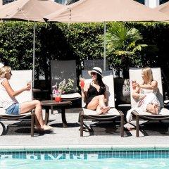Отель The Fairmont Waterfront Канада, Ванкувер - отзывы, цены и фото номеров - забронировать отель The Fairmont Waterfront онлайн фото 9