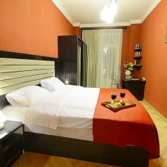 Отель Proper Vera Грузия, Тбилиси - отзывы, цены и фото номеров - забронировать отель Proper Vera онлайн комната для гостей фото 2