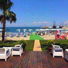 Отель Grand Nar пляж