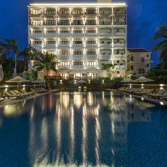 Hoi An River Town Hotel бассейн